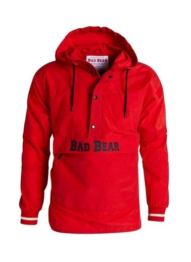 Bad Bear Erkek Mont Hurricane 190213009-Red Kırmızı